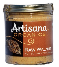 Artisana nut butters are generally peanut free