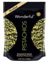 Our favorite pistachios (Peanut Free)