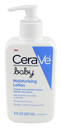 Gentle and comparatively pure, Cerave Baby is a moisturizer we trust