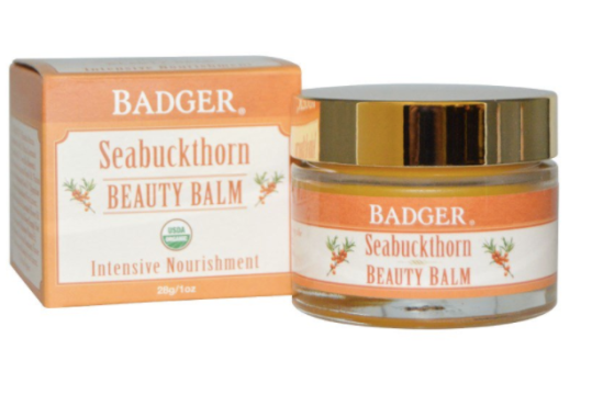 Badger Beauty Balms are super effective and pure. Add them to your beauty routine