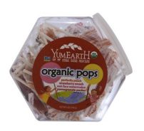 Yum Earth Organic Lollies - a guilt free and nut free treat