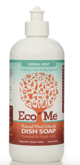 Eco-Me products - the purest out there without allergy inducing preservatives found in so many other so called non toxic brands